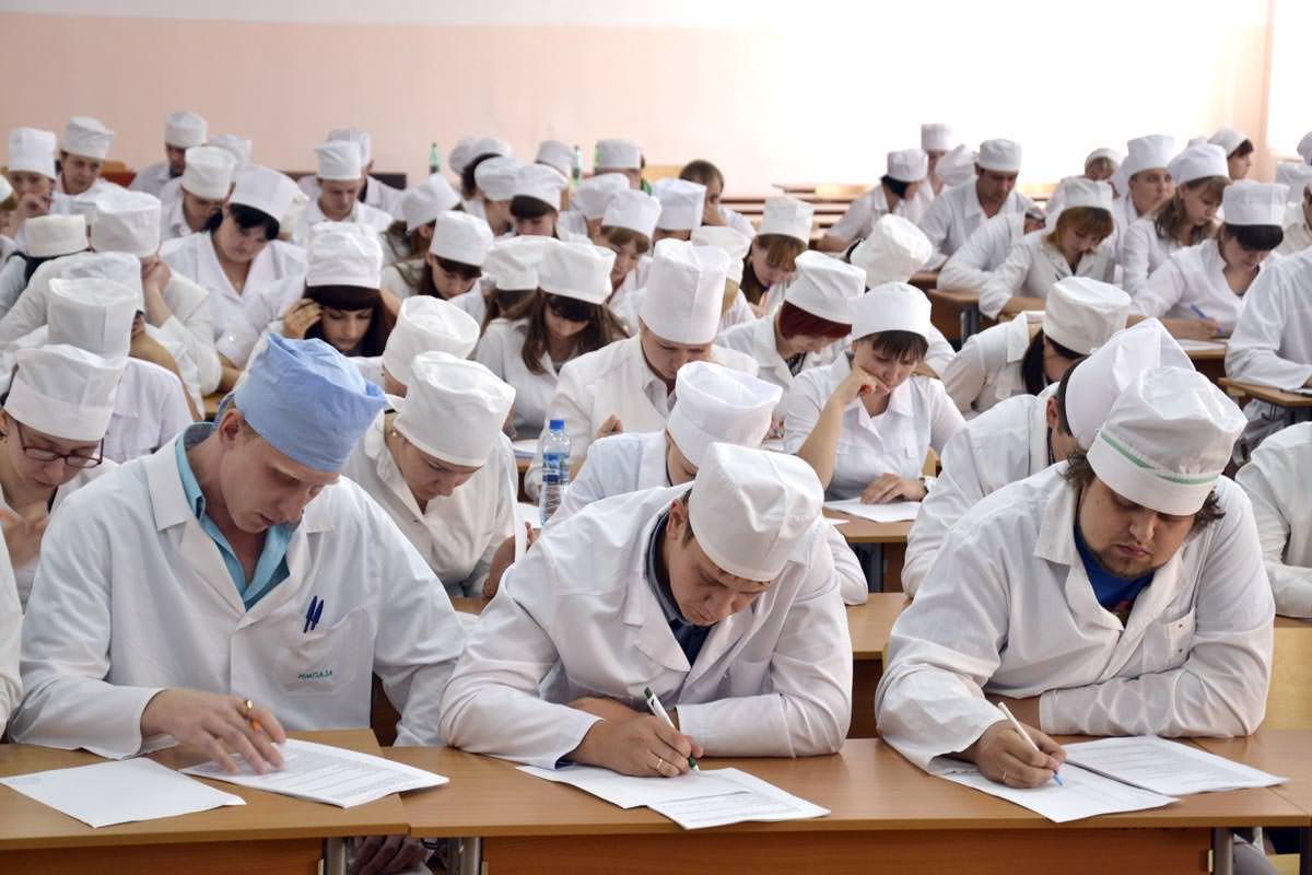 учеба в медицинском