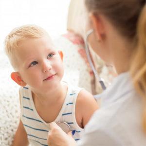 Медицина общей практики. Детские болезни