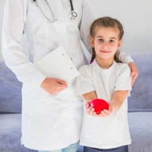 Сестринское дело в организации профилактической помощи здоровым детям в поликлинике